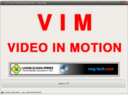 VIDEO IN MOTION